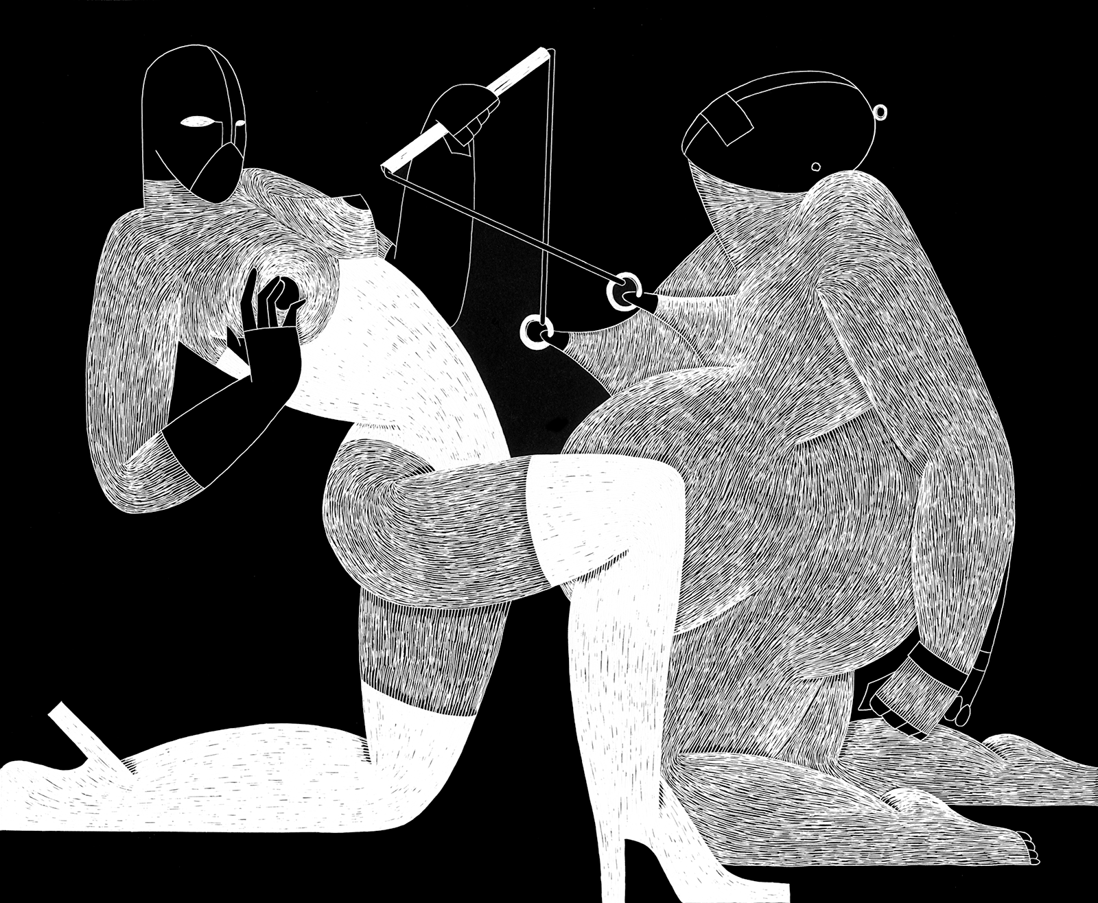 Pierced Pleasure - Scene 1