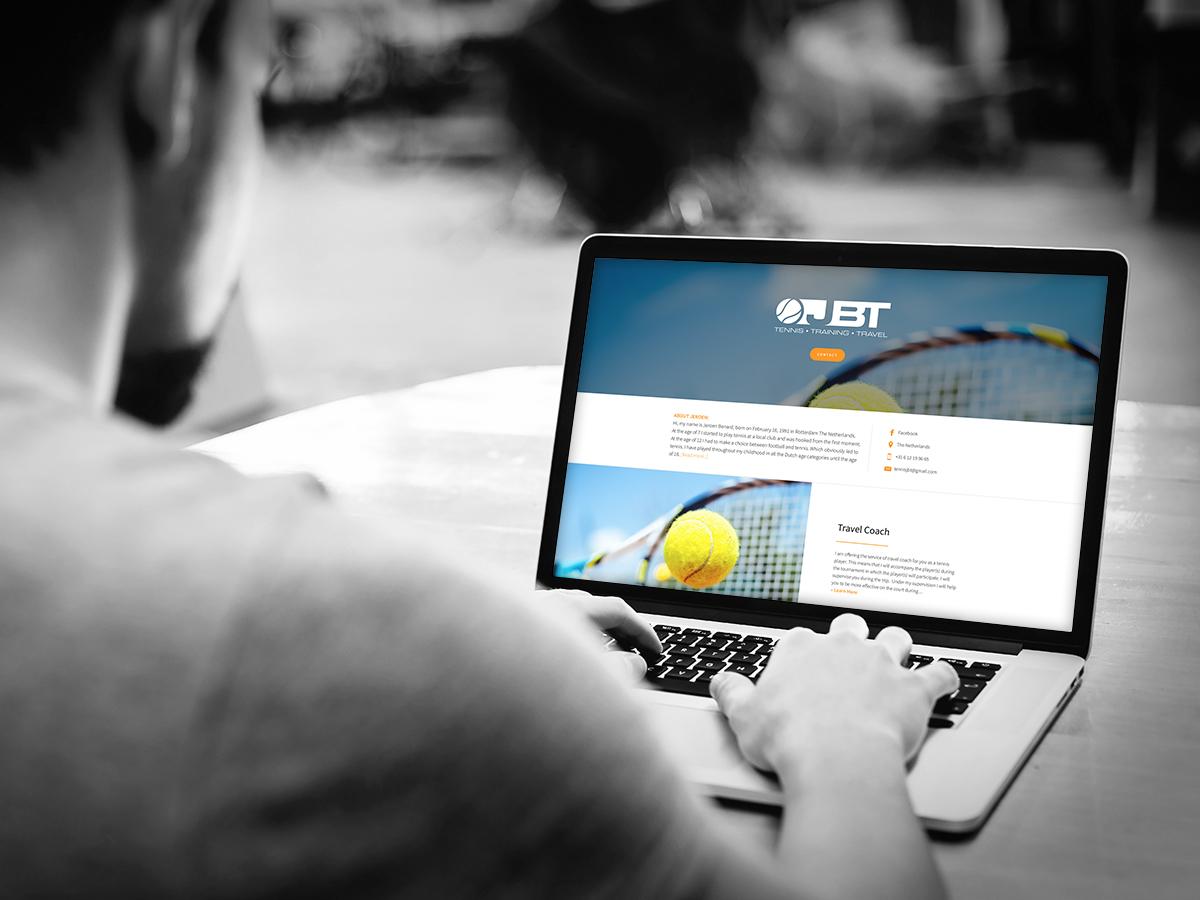 "<a href=""https://estherism.nl/portfolio/jb-t-tennis-training-travel/"">JBT - Jeroen Benard</a>"